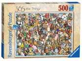 365 Little Things, 500pc Puzzles;Adult Puzzles - Ravensburger