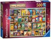 Vintage Travel, 500pc Puzzles;Adult Puzzles - Ravensburger