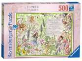 Flower Fairies, 500pc Puzzles;Adult Puzzles - Ravensburger