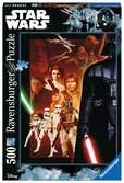 Star Wars A Puzzles;Puzzle Adultos - Ravensburger