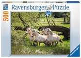 Noorse fjordenpaarden Puzzels;Puzzels voor volwassenen - Ravensburger