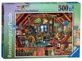 Full to the Rafters, 500pc Puzzles;Adult Puzzles - Ravensburger