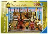 Colin Thompson - The Music Castle, 500pc Puzzles;Adult Puzzles - Ravensburger
