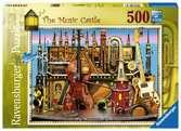 Colin Thompson - The Music Castle, 500pc Puzzles;Adult Puzzles - Ravensburger