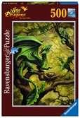 Forest Dragon Puslespil;Puslespil for voksne - Ravensburger