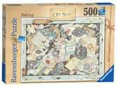 Old Stuff No.1 - Baking, 500pc Puzzles;Adult Puzzles - Ravensburger