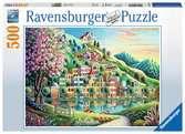 Blossom Park Puslespil;Puslespil for voksne - Ravensburger