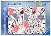 52 Shuffle Jigsaw Puzzles;Adult Puzzles - Ravensburger