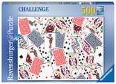 Jeu de cartes Puzzles;Puzzles pour adultes - Ravensburger