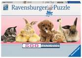 Animal Friends Jigsaw Puzzles;Adult Puzzles - Ravensburger