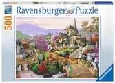 Hillside Retreat Jigsaw Puzzles;Adult Puzzles - Ravensburger