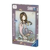 Puzzle 500 p - Nice to Sea You / Gorjuss Puzzle;Puzzle adulte - Ravensburger
