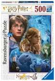 Harry Potter, 500pc Puslespil;Puslespil for voksne - Ravensburger