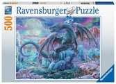 Mystical Dragons Jigsaw Puzzles;Adult Puzzles - Ravensburger