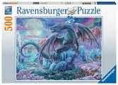 Mystical Dragons Jigsaw Puzzles;Adult Puzzles - Ravensburger
