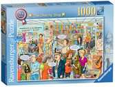 Best of British - The Charity Shop, 1000pc Puzzles;Adult Puzzles - Ravensburger