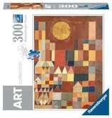 Paul Klee : Castle and Sun Ravensburger Puzzle  300 pz Arte Puzzle;Puzzle da Adulti - Ravensburger