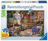 The Attic Jigsaw Puzzles;Adult Puzzles - Ravensburger