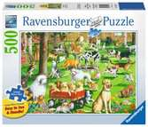At the Dog Park Jigsaw Puzzles;Adult Puzzles - Ravensburger
