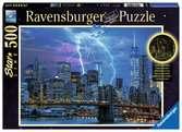 Foudre sur New York Puzzle;Puzzle adulte - Ravensburger