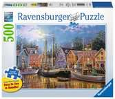 Ships Aglow Jigsaw Puzzles;Adult Puzzles - Ravensburger