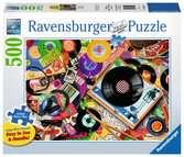 Viva le Vinyl Jigsaw Puzzles;Adult Puzzles - Ravensburger