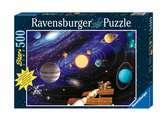 Le système solaire Puzzle;Puzzle adulte - Ravensburger