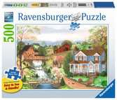 The Fishing Lesson Jigsaw Puzzles;Adult Puzzles - Ravensburger