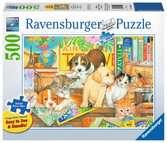 Tour du monde des animaux Puzzles;Puzzles pour adultes - Ravensburger