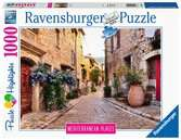 Puzzle 1000 p - La France méditerranéenne (Puzzle Highlights) Puzzle;Puzzles adultes - Ravensburger
