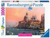 Mediterranean Places Puzzels;Puzzels voor volwassenen - Ravensburger