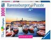 Chorvatsko 1000 dílků 2D Puzzle;Puzzle pro dospělé - Ravensburger