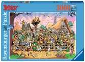 Puzzle 3000 p - L univers Astérix Puzzle;Puzzle adulte - Ravensburger