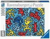 Keith Haring Ravensburger Puzzle  1000 pz - Arte Puzzle;Puzzle da Adulti - Ravensburger