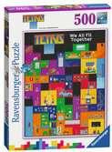 Puzzle 500 p - Tetris Puzzle;Puzzle adulte - Ravensburger