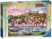 Whitby Sunset, 1000pc Puzzles;Adult Puzzles - Ravensburger
