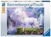 Kůň a duha 500 dílků 2D Puzzle;Puzzle pro dospělé - Ravensburger