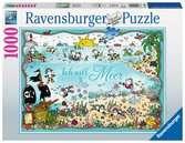 Sheepworld sous la mer Puzzle;Puzzles adultes - Ravensburger