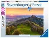 Burg Hohenzollern Puzzels;Puzzels voor volwassenen - Ravensburger