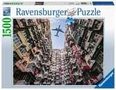 Hong Kong Puzzle;Erwachsenenpuzzle - Ravensburger