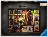 Puzzle 1000 p - Jafar (Collection Disney Villainous) Puzzle;Puzzle adulte - Ravensburger