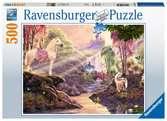Sprookjesachtige idylle bij de rivier Puzzels;Puzzels voor volwassenen - Ravensburger