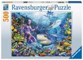 King of the Sea, 500pc Puslespil;Puslespil for voksne - Ravensburger