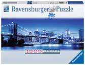 New-York illuminé Puzzle;Puzzle adulte - Ravensburger