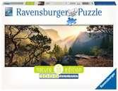 Puzzle 1000 p - Parc Yosémite (Panorama) Puzzle;Puzzle adulte - Ravensburger