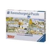 Les voyages d'Astérix Puzzles;Puzzles pour adultes - Ravensburger