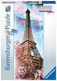 Puzzle 1000 p - Ooh Lala (Panorama) Puzzle;Puzzles adultes - Ravensburger