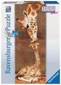 Panorama: Il primo bacio - Giraffe Puzzle;Puzzle da Adulti - Ravensburger