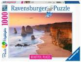 Dvanáct Apoštolů při východu slunce 2D Puzzle;Puzzle pro dospělé - Ravensburger