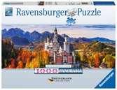 Schloss in Bayern Puzzle;Erwachsenenpuzzle - Ravensburger